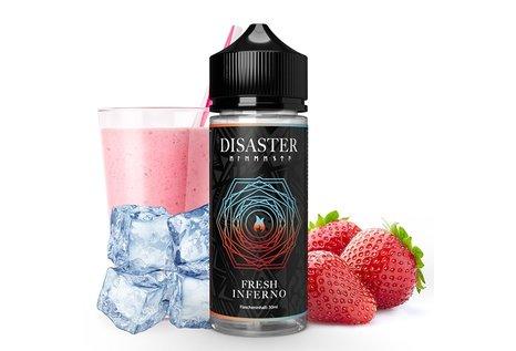Disaster Fresh Inferno Aroma von Disaster - Aroma zum Liquid Mischen mit einer Base