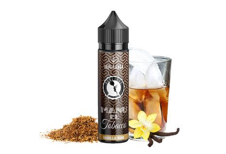Nebelfee Manu El Tobacco Vanilla Rum Aroma von Nebelfee - Aroma zum Liquid Mischen mit einer Base