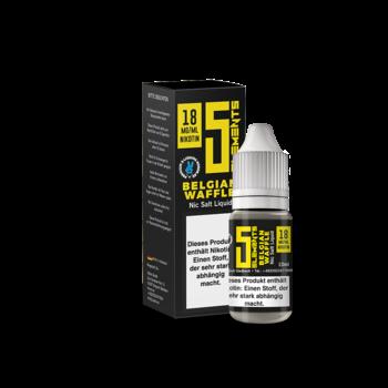 5Elements (by VoVan) Belgian Waffle Nikotinsalz 18 mg