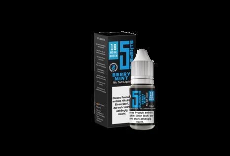 5Elements (by VoVan) Berry Mint Nikotinsalz 18 mg Liquid von 5Elements (by VoVan) - Fertig Liquid für die elektrische Zigarette