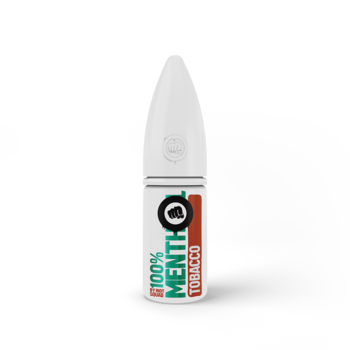 Riot Squad Tobacco - 100% Menthol Hybrid Nic Salt