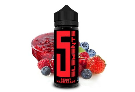 5Elements (by VoVan) Berry Marmalade Aroma von 5Elements - Aroma zum Liquid Mischen mit einer Base