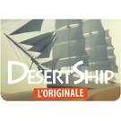 FlavourArt Desert Ship