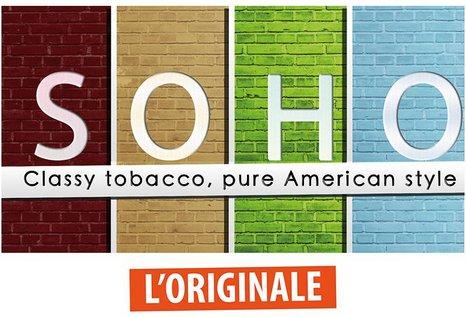 FlavourArt Soho - Fertig Liquid für die elektrische Zigarette