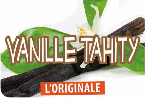 FlavourArt Vanille Tahity - Fertig Liquid für die elektrische Zigarette