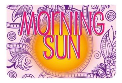 FlavourArt Morning Sun - Fertig Liquid für die elektrische Zigarette