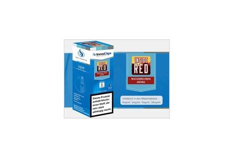InnoCigs Inside Red Wassermelonen Aroma - Fertig Liquid für die elektrische Zigarette