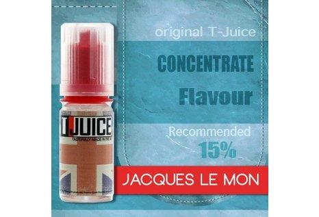 T-Juice Jacques Le Mon - Aroma zum Liquid Mischen mit einer Base