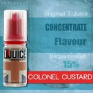 T-Juice Colonel Custard