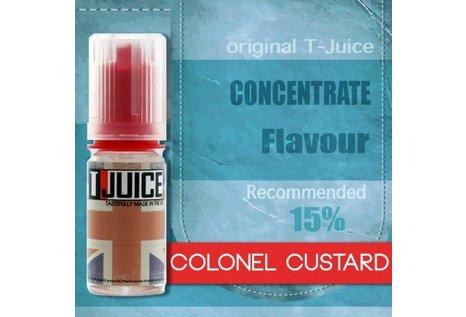 T-Juice Colonel Custard - Aroma zum Liquid Mischen mit einer Base
