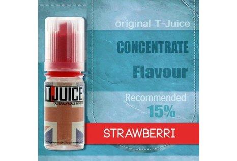 T-Juice Strawberri - Aroma zum Liquid Mischen mit einer Base