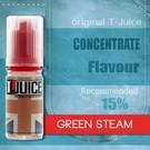 T-Juice Green Steam