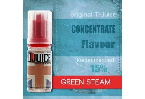 T-Juice Green Steam - Aroma zum Liquid Mischen mit einer Base