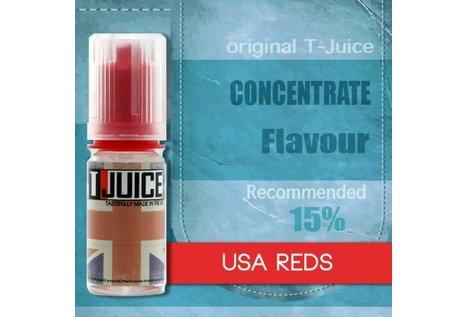 T-Juice USA Reds - Aroma zum Liquid Mischen mit einer Base
