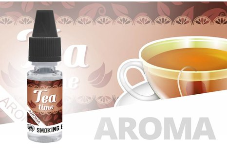 Smoking Bull Tea Time Aroma - Aroma zum Liquid Mischen mit einer Base