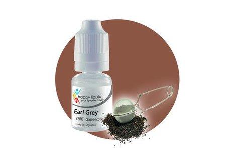 happy liquid Earl Grey - Fertig Liquid für die elektrische Zigarette