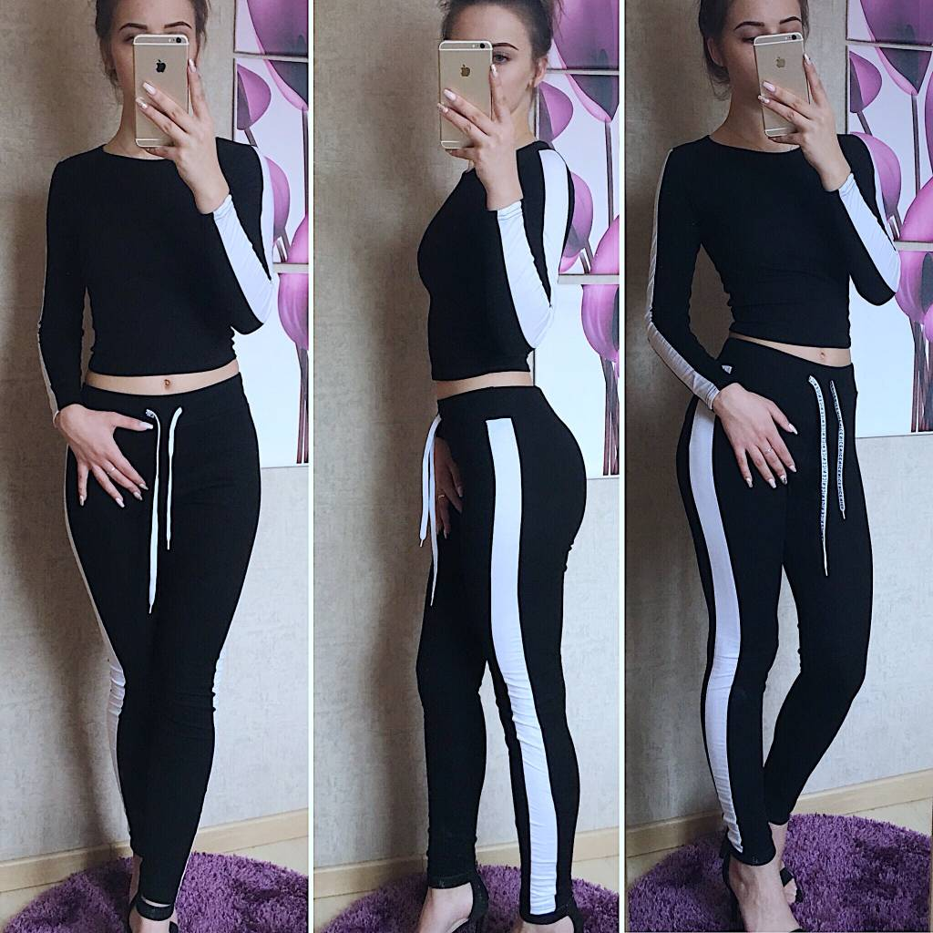 Sweatsuit Black