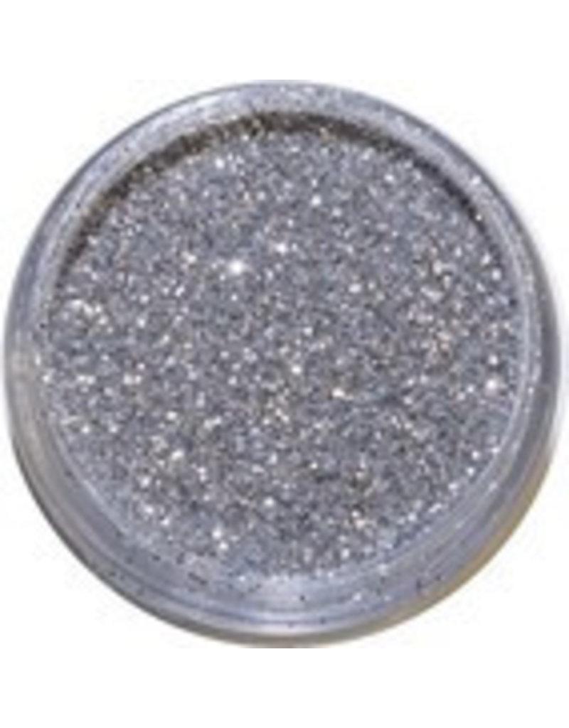 Ybody Zilver glitter van Ybody #100 Silver voor glittertattoos
