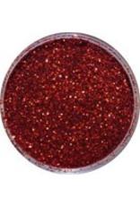 Ybody Rode glitter van Ybody #122 Red Fire voor glittertattoos