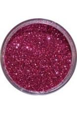 Ybody Donkerroze glitter van Ybody #130 (6 ml) voor glittertattoos