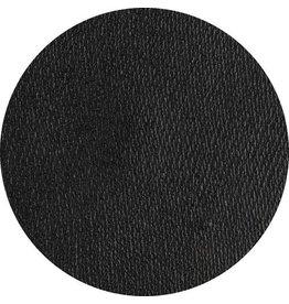 Superstar Zwarte schmink #163 Black (Mat, 16 gram)