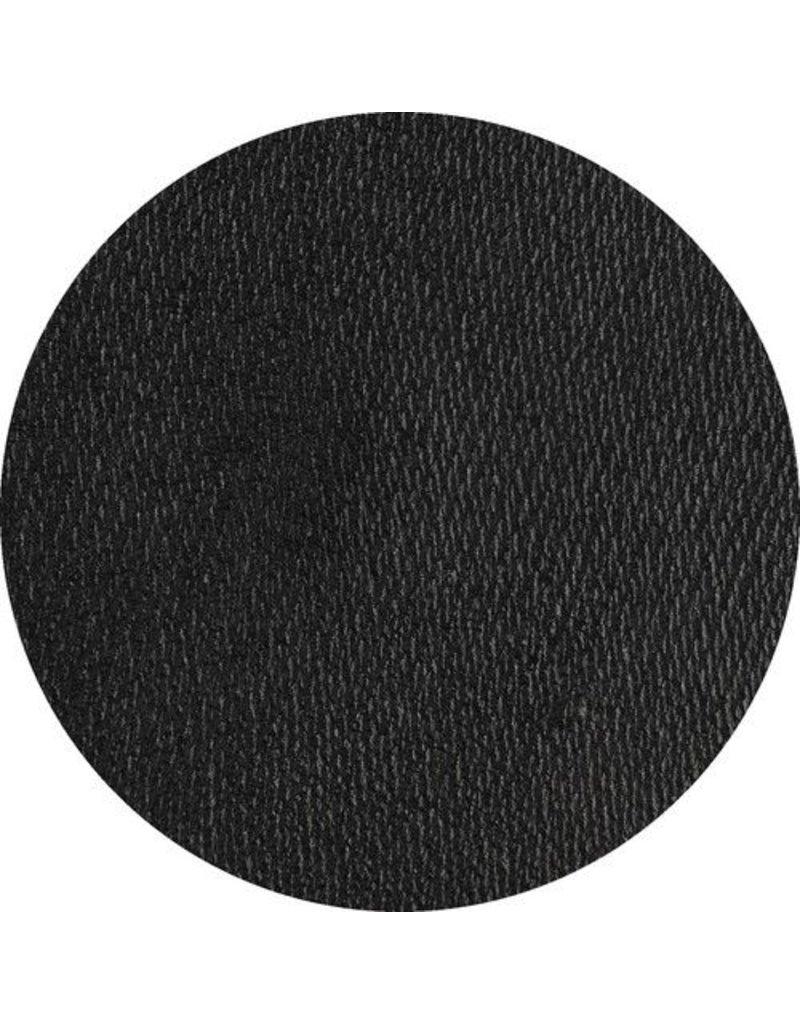 Superstar Zwarte schmink van Superstar #163 Deep Black (Mat, 16 gram)