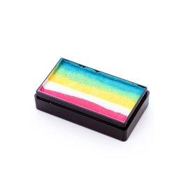Partyxplosion Pastel candy splitcake PXP 28 gram