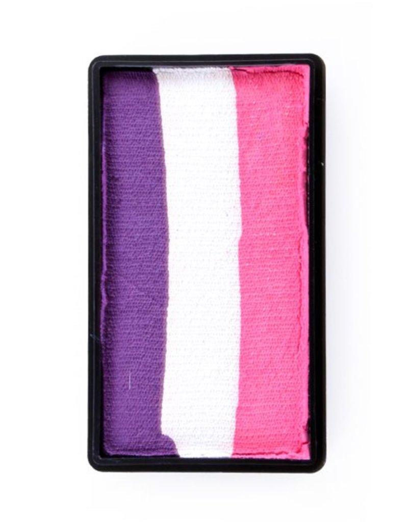 Partyxplosion Purple princess splitcake PXP 28 gram