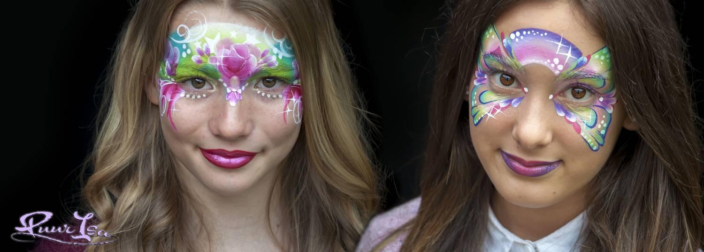 Voor de mooiste schmink designs