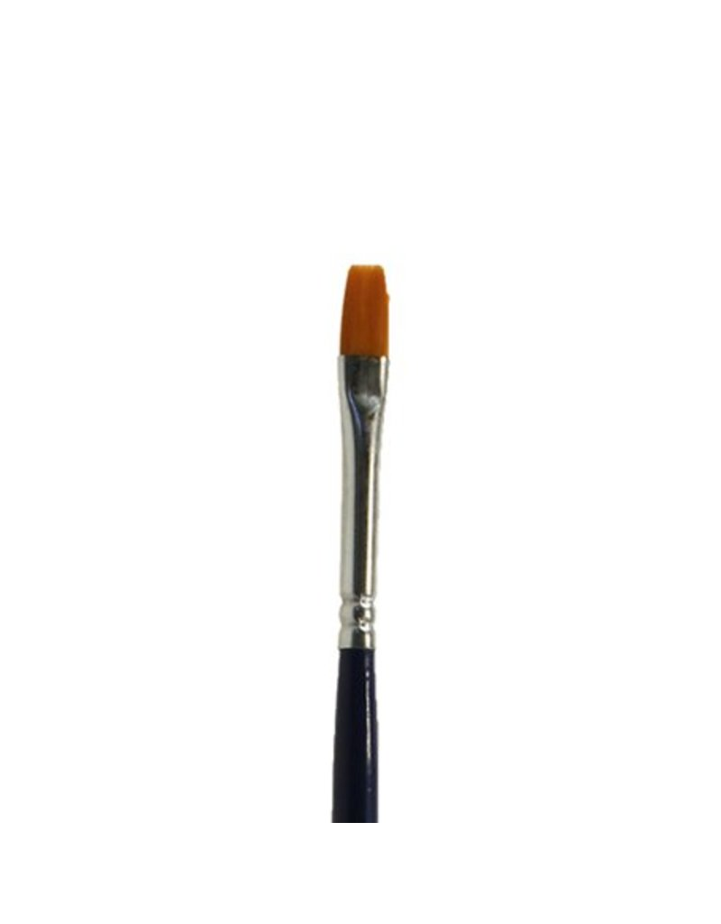 Diamond FX Lippenpenseel plat 901 #2 van DFX. Perfect voor de lippen