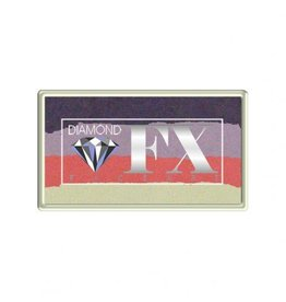 Diamond FX Splitcake prinses schmink (Diamond FX, 30 gram)