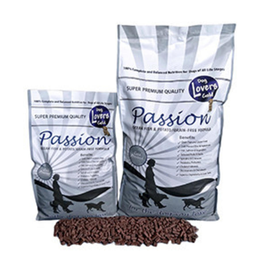 Dog Lovers Gold Passion Cold Pressed