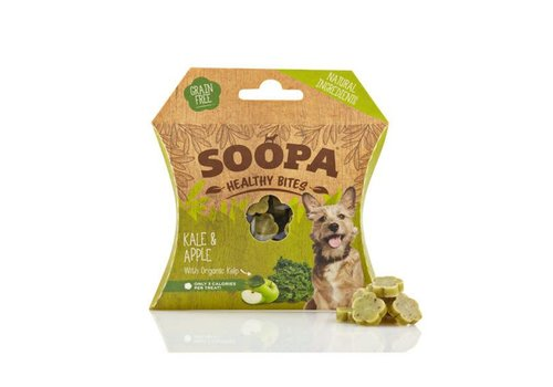 Soopa Gezonde beloning Boerenkool & Appel 50 gram