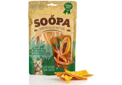 Soopa Kauwstaaf Papaya 85 gram