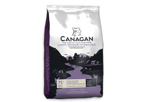 Canagan Canagan voor katten Light/Senior