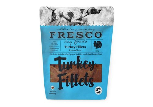 Fresco Kalkoenfilet 100 gram