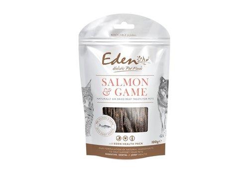 Eden *Beloning Zalm & Wild 100 gram