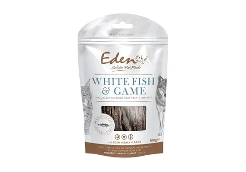 Eden Beloning Witvis & Wild 100 gram