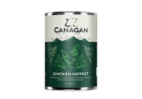 Canagan Canagan blik Kip met groenten (Hotpot) 400 gram