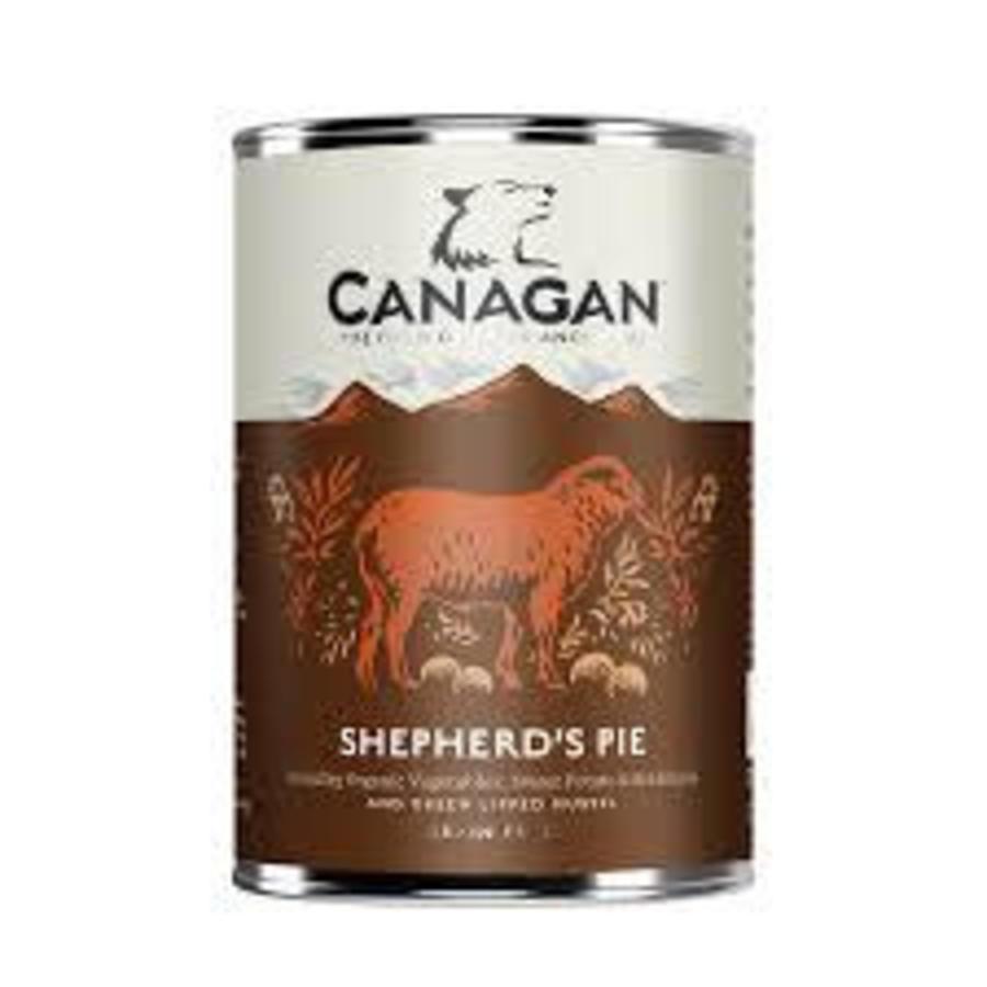 Canagan blik Lamsvlees met groenten (Shepherd's Pie) 400 gram