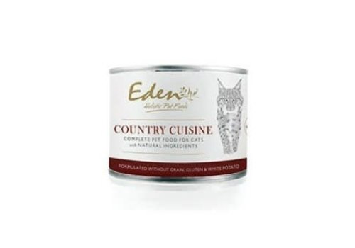Eden Cat blik Country Cuisine 200 gram