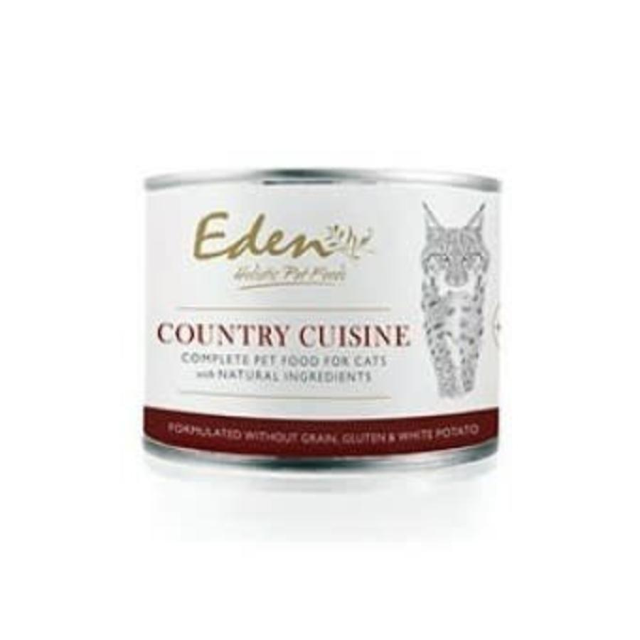 Cat blik Country Cuisine 200 gram