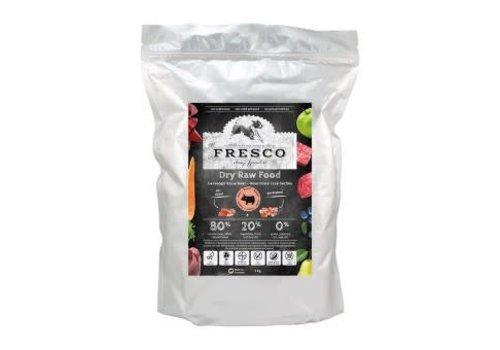 Fresco Dry Raw Food Rund