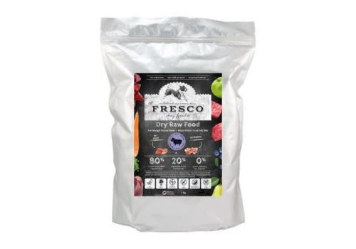 Fresco *Dry Raw Food Lam