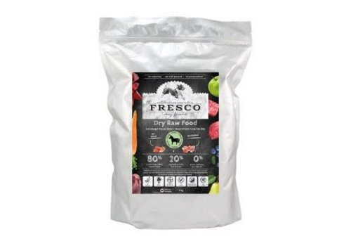 Fresco *Dry Raw Food Paard