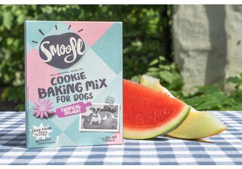 Smoofl Smoofl Bakmix Tropical Delight 185 gram