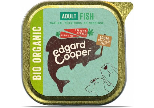 Edgard&Cooper Bio Vis, wortelen & venkel 100 gram