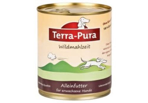 Terra-Pura Maaltijd met Wild 800 gram