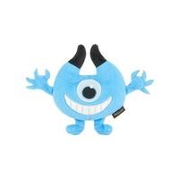 Blauw monster