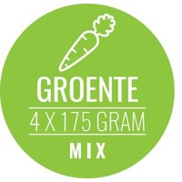 Groentemix 700 gram